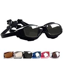 Eforstore Swimming Goggles Adult Waterproof Anti-fog Uv