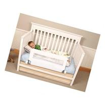 Swing Down Convertible Crib Rail