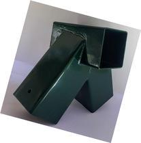 "4""x4"" Swing Set A-Frame Bracket - Green"