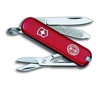 Victorinox Swiss Army 54401 Classic SD Eagle Scout, Red