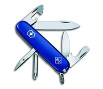 Victorinox Swiss Army Tinker Cub Scout Pocket Knife, Blue