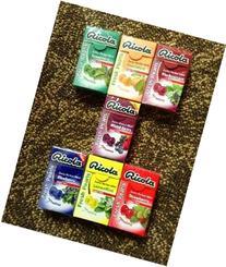 Ricola Swiss Herbal Sugar Free Seven Mix Flavor Mint Fresh