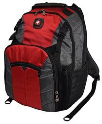 SwissGear The SHERPA Laptop Notebook Computer Backpack