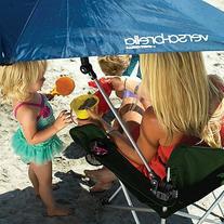 360-degree Swivelling Umbrella All-position Beach Umbrella