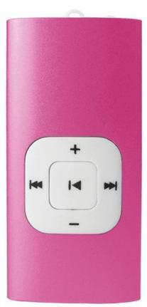Sylvania 2 GB Clip MP3/MP4 Player