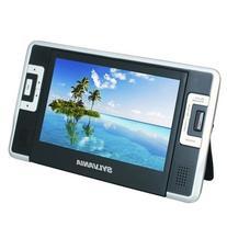 Sylvania SDVD8730 7 Inch Dual Screen Portable DVD/CD/MP3