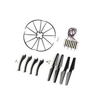 Coolplay Syma X5SC X5SW Full Set Replacement Props