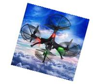 Syma X8C 2.4Ghz 6-Axis Gyro RC Quadcopter 2MP HD Camera UAV