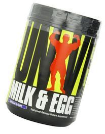 Universal Nutrition System Milk & Egg Protein, Vanilla,  1.5