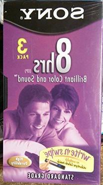 Sony T-160vl/wa Video Cassette