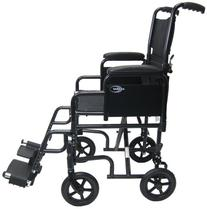 Karman Lightweight Transport Wheelchair with Removable