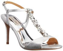 Women's Badgley Mischka 'Martina' T-Strap Sandal, Size 9.5 M