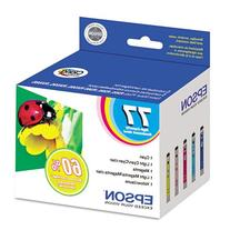 Epson Claria High-Capacity Color Ink Cartridge - Inkjet -