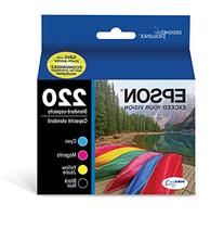 Epson T220120-BCS DURABrite Ultra Black and Color Combo Pack