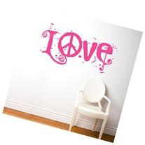 BLABLA by ADzif T3113R41 Peace and Love, Wall Decal Color