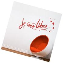 BLABLA by ADzif T3138R31 Je suis libre, Wall Decal Color