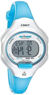 Timex Women's T5K739 Ironman Essential 10 Mid-Size Turquoise