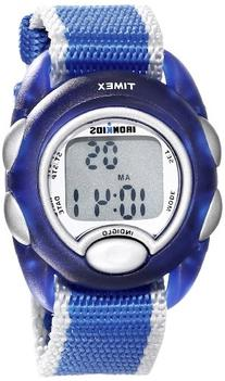 Timex Kids' T7B9829J IronKids Translucent Blue Sport Watch