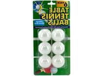 Bulk Buys KK029 Table Tennis Balls Case of 144