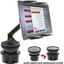 Chargercity Exclusive Tablet Drinks Cup Holder Mount for