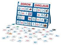 Smethport Tabletop Pocket Chart Building Words