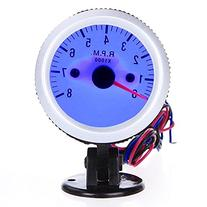 Docooler Tachometer Tach Gauge with Holder Cup for Auto Car 2