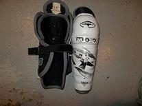 Ccm Pro Tacks Ice Hockey Shin Guards - Size 9.0 Inches -