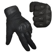 FREETOO® Mens Tactical Gloves Hard Knuckle Full Finger