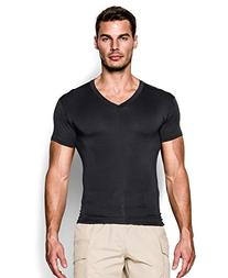 Men's Tactical HeatGear® Compression V-Neck T-Shirt Tops by