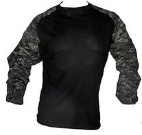 Mafoose Tactical Military Combat Camo Paintball Airsoft Mock
