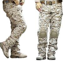 OSdream Tactical Pants With Knee Pads, Battle Strike Uniform
