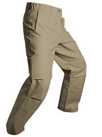 Vertx Men's Original Tactical Pants, Khaki, 34-34, VTX1000