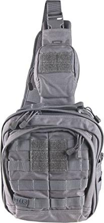 5.11 Tactical Rush MOAB 6 Sling Pack, Storm
