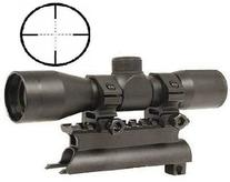 Ultimate Arms Gear Tactical SKS 4x30 mm Mil Dot Reticle
