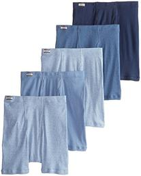 Hanes Men`s TAGLESS Boxer Briefs with ComfortSoft Waistband,