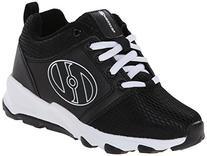 Heelys High Tail Skate Shoe , Black/White, 13 M US Little