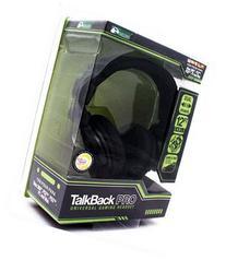 KMD Talkback Pro Universal Gaming Headset PS2/PS3/360/PC
