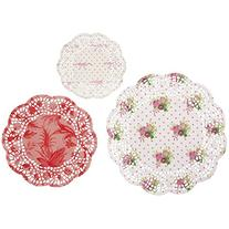 Talking Tables Frills & Frosting Décor Paper Doilies for a