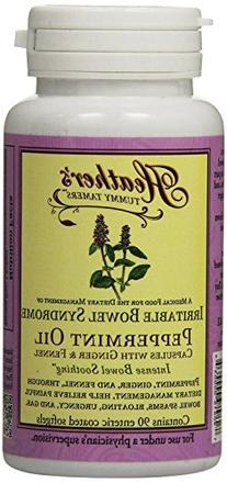Heather's Tummy Tamers Peppermint Oil Capsules  for IBS