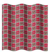 Tampa Bay Buccaneers Fabric Shower Curtain