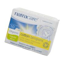 Natracare Tampons Regular, 10 Count