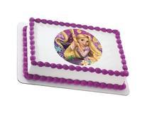 Tangled Rapunzel Edible Cake Topper Decoration