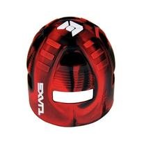 Exalt Tank Grip - Red / Black Swirl - 45-88ci
