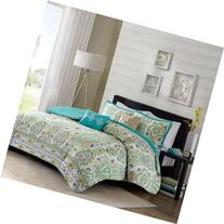 Home Essence Apartment Heather 4-Piece Comforter Set