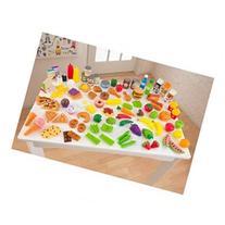 Tasty 105 Piece Treats Play Food Set, Play Food, Multi