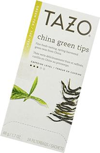 Tazo® China Green Tip Tea, Filter Bags