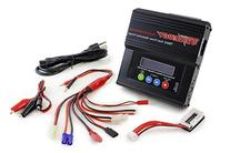 Tenergy TB6AC 50W/5A AC/DC Dual Power Balancing Charger for