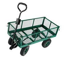Qingdao Huatian Hand TruckTC4211-1 Steel Frame Garden Cart