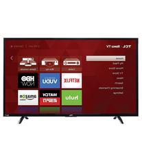 "TCL 43"" 4K Ultra HD Roku Streaming Smart LED TV"