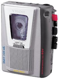 Sony TCM-20DV Pressman Portable Cassette Recorder